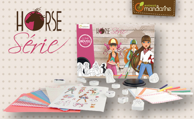 Horse serie