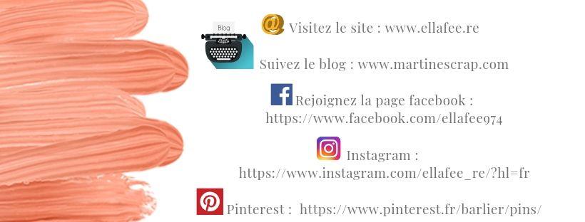 Insta blog facebook pinterest