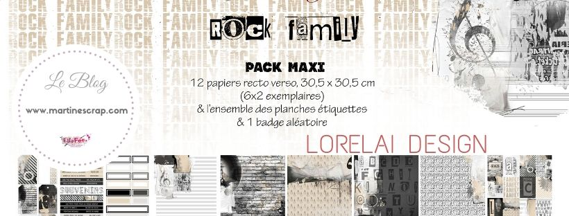 Bande blog ROCK FAMILY