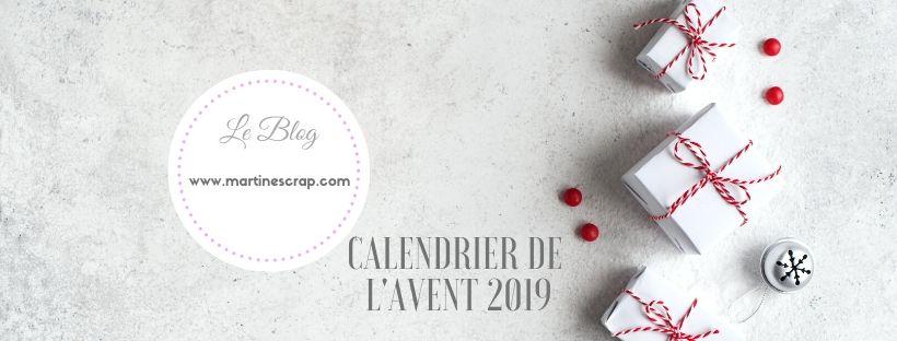 CALENDRIER DE L AVENT 2019