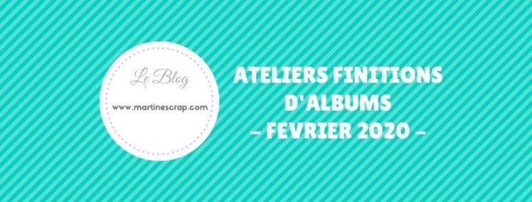 BLOG FINITIONS D'ALBUM
