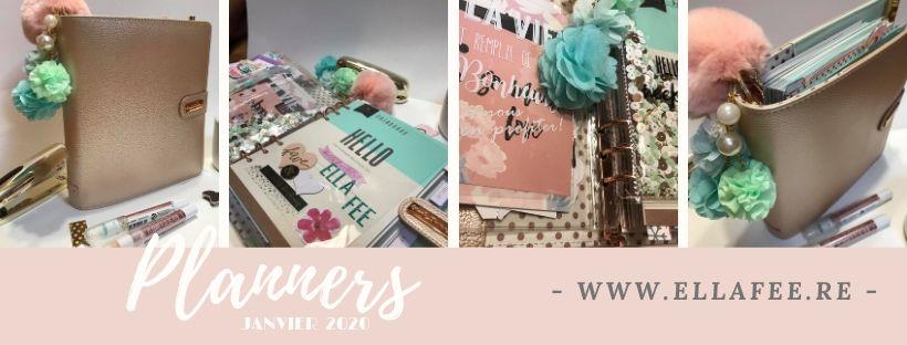 BANNIRERE PLANNERS JANVIER 2020