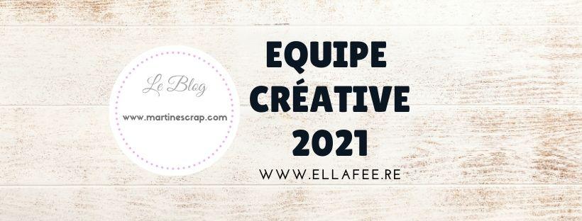 Equipe CREATIVE 2021